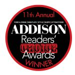 Addison Magazine Readers' Choice Law Firm Winner 2019