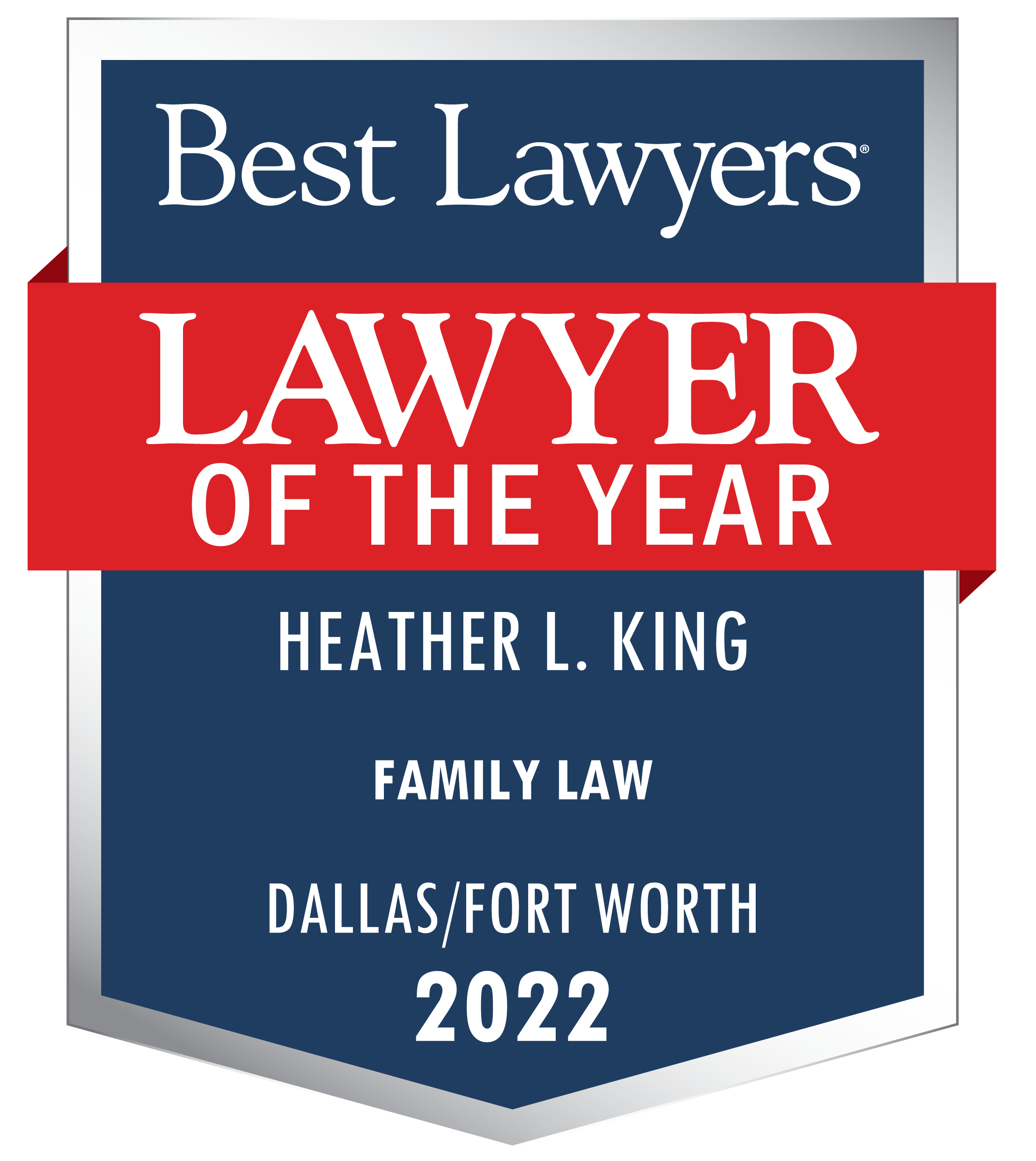 Best Lawyers Lawyer of the Year