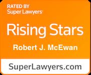 Award Badge - Texas Rising Stars Rob McEwan by Thomson Reuters