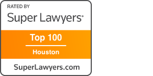 Texas Super Lawyer Top 100 Houston