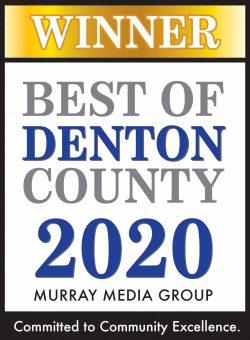 Best of Denton County Winner