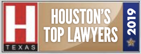 H Texas Magazine Top Attorneys 2019