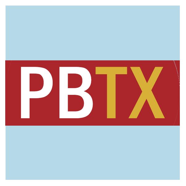 PBTX Badge
