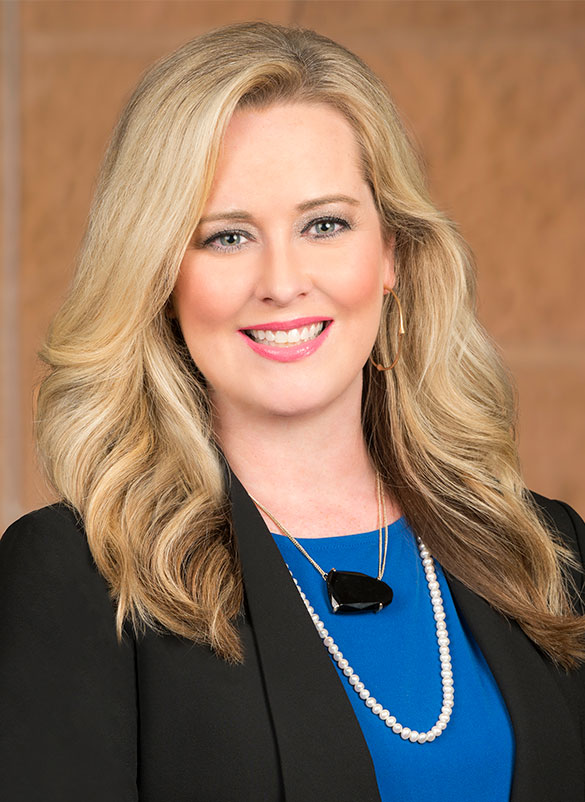 Denton family law attorney Sarah Darnell