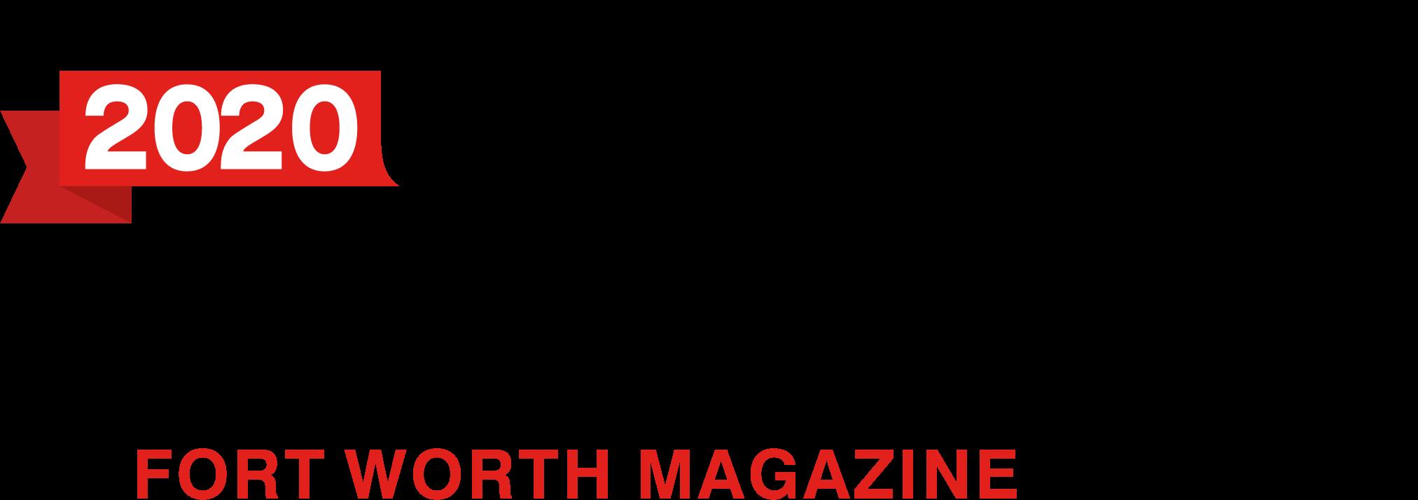 Fort Worth Magazine Top Attorneys Badge