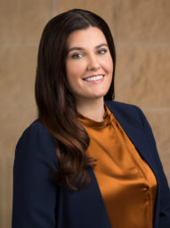 Houston family law paralegal Natalie Roberts