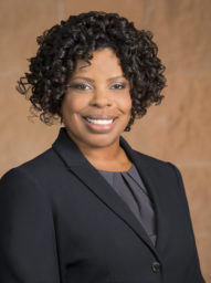 Denton Paralegal Theresa Mitchell Headshot