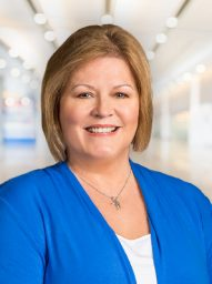 KoonsFuller Family Law Paralegal Kathy Geoffrion