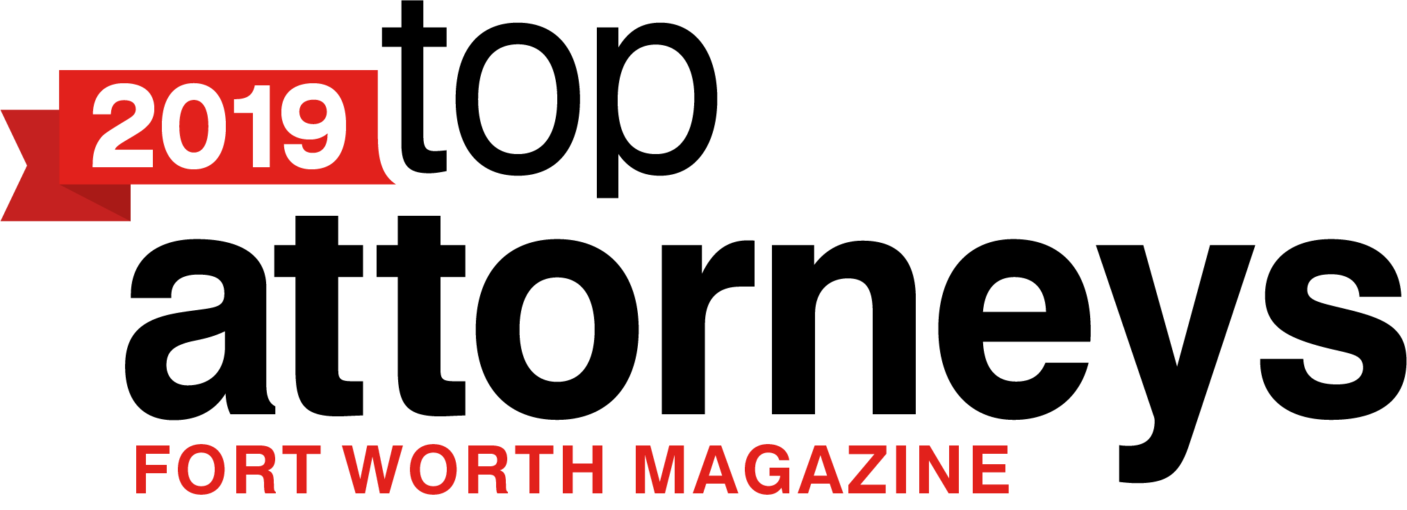 Fort Worth Magazine Top Attorneys 2019
