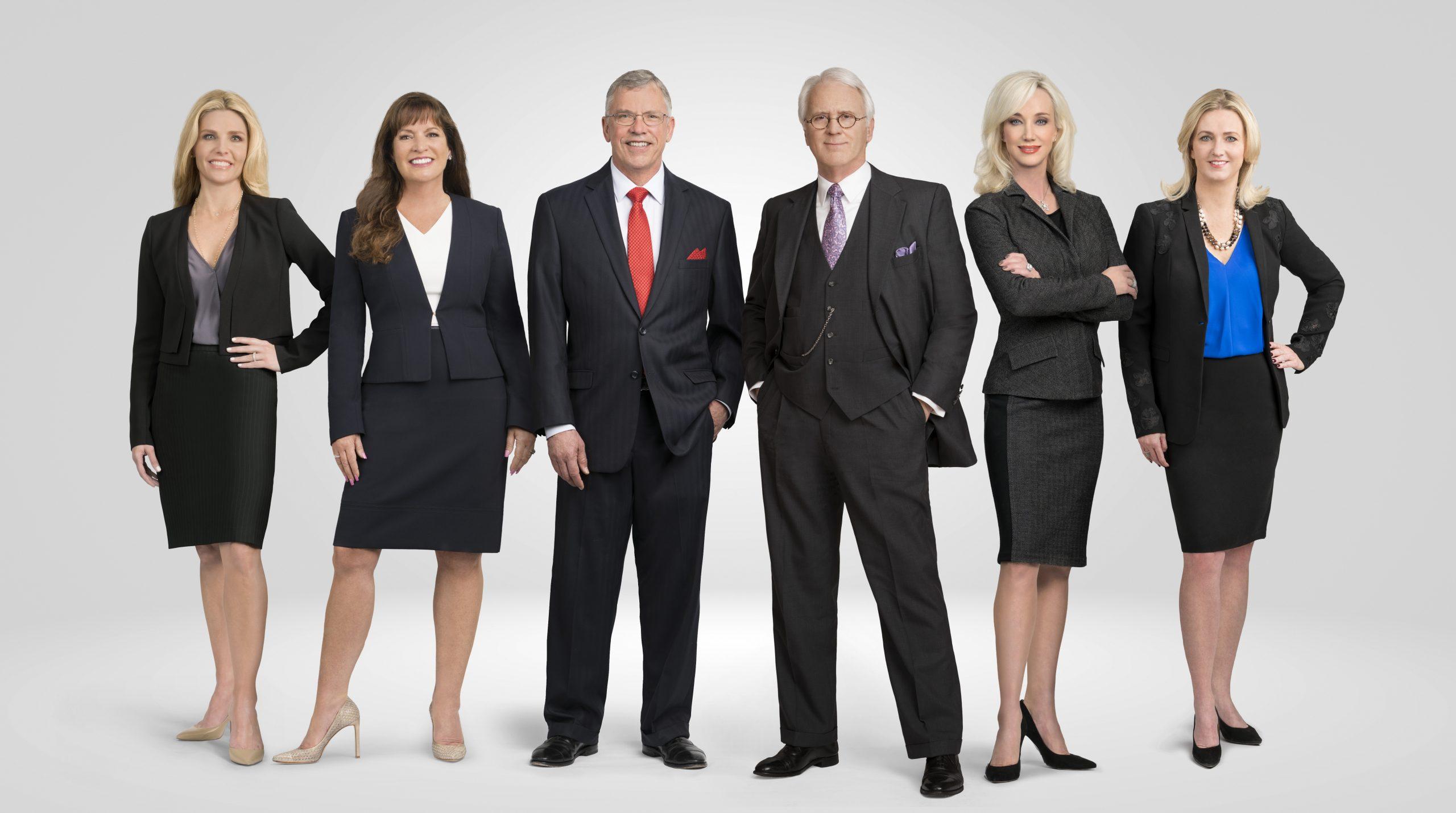 KoonsFuller, P.C. Family Law Six Managing Shareholders Heather King Rick Robertson Ike Vanden Eykel Charla Bradshaw Sherri Evans Liz Porter