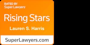 Texas Rising Star Lauren Harris